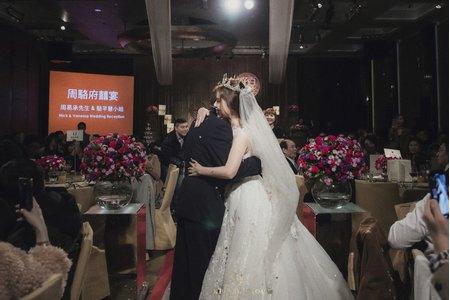 婚禮平面攝影紀實(純宴客或純儀式)