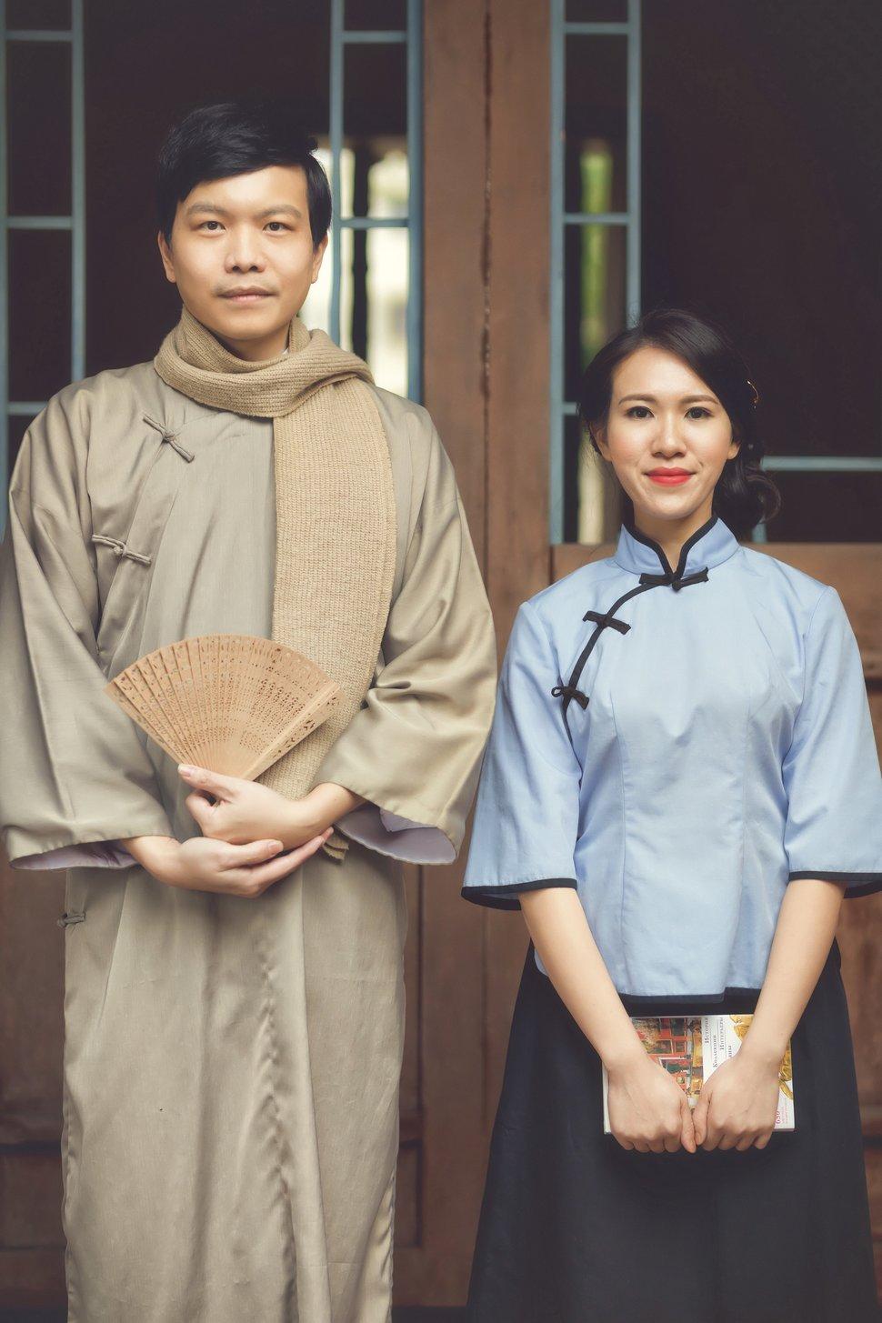 Khalil Chou(經典復古)-9 - 凱勒・周 獨立影像《結婚吧》