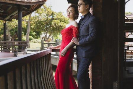 自主婚紗-經典復古