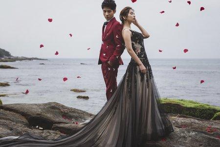 自主婚紗-個性雜誌