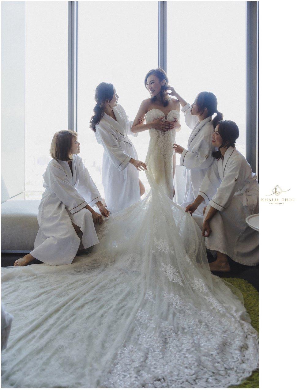 婚禮攝影-7 - Khalil Chou (凱勒·周)《結婚吧》