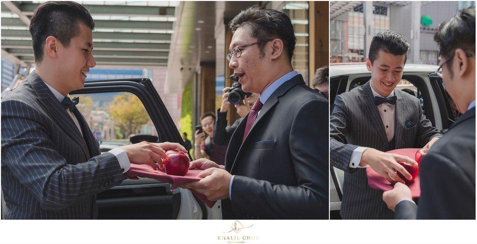 婚禮攝影-12 - Khalil Chou (凱勒·周)《結婚吧》