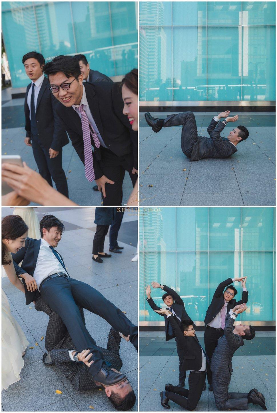 婚禮攝影-14 - Khalil Chou (凱勒·周)《結婚吧》