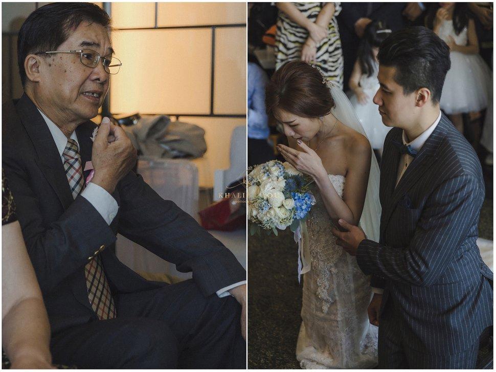 婚禮攝影-30 - Khalil Chou (凱勒·周)《結婚吧》