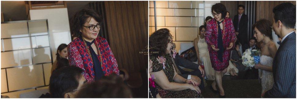 婚禮攝影-34 - Khalil Chou (凱勒·周)《結婚吧》