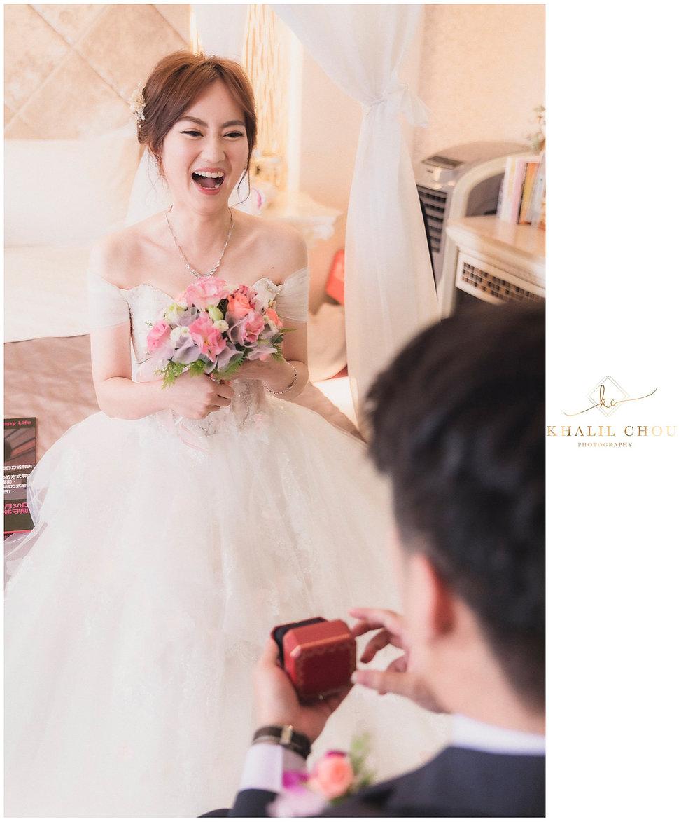 婚禮攝影-22 - Khalil Chou (凱勒·周)《結婚吧》