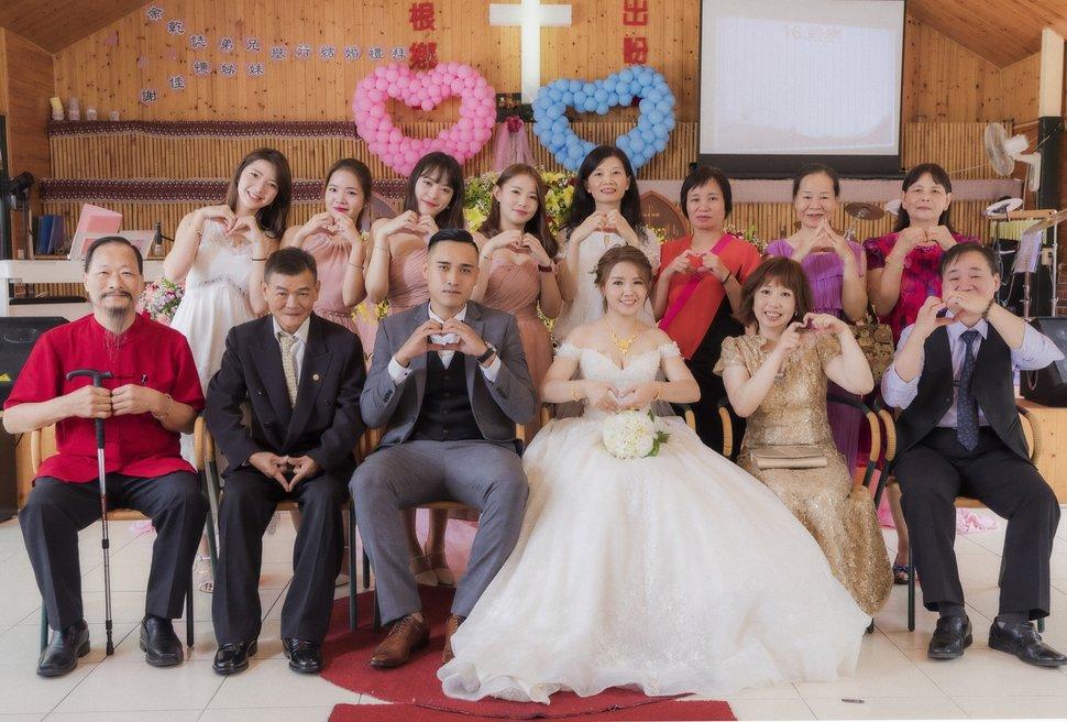 婚禮攝影-40 - Khalil Chou (凱勒·周)《結婚吧》
