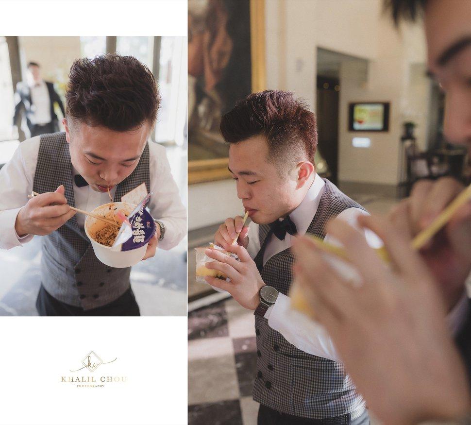 婚禮攝影-9 - Khalil Chou (凱勒·周)《結婚吧》