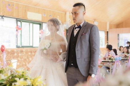 乾誌/佳穗 婚禮攝影