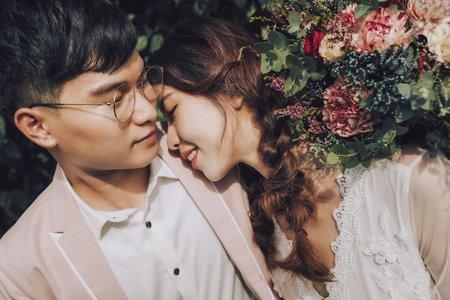 自主婚紗-小朱/瑋容