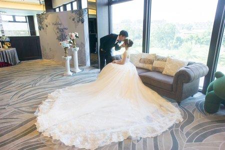 家寧新娘(白紗)