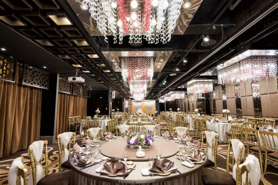 彭園婚宴會館-台北館,推薦協助訂席的Michelle