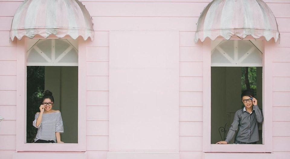 伊頓自助婚紗攝影工作室(台北西門店),婚紗拍攝跟新娘秘書與溝通