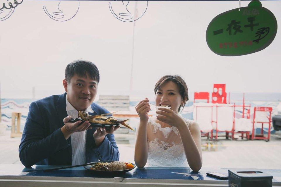 伊頓自助婚紗攝影工作室(台北西門店),我的蘭嶼自助婚紗❤️