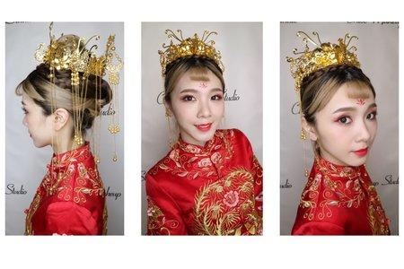 中式新娘大賞