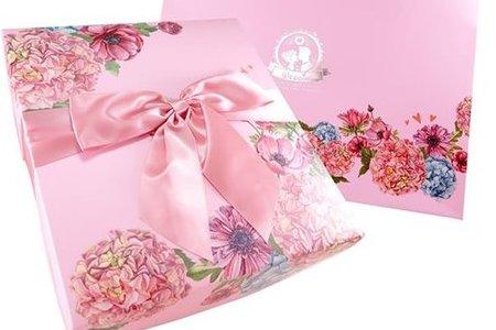花嫁雙層禮盒
