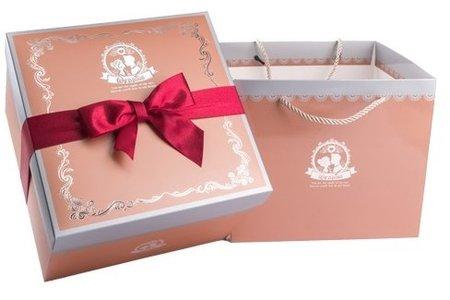 迪士尼婚禮 雙層禮盒