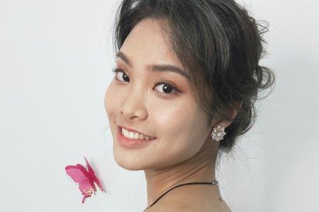 婚紗-個人藝術照-婉婷