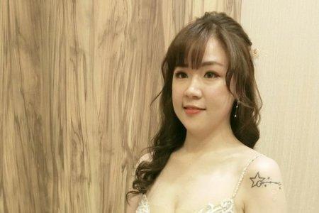 Bride-西吉訂婚-浪漫半放髮