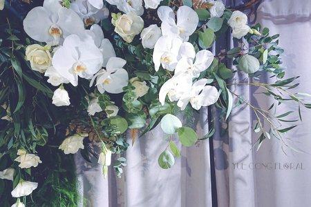 88號樂章婚宴會館-婚佈設計