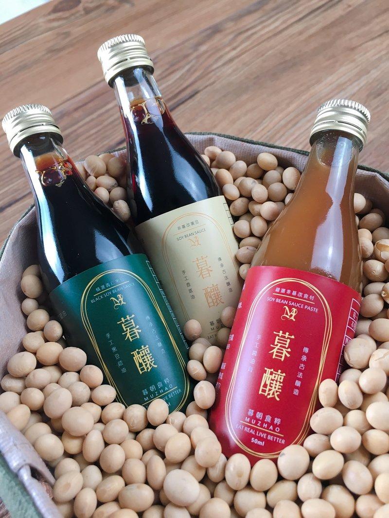 【小暮釀】醬油花束禮盒 30組作品