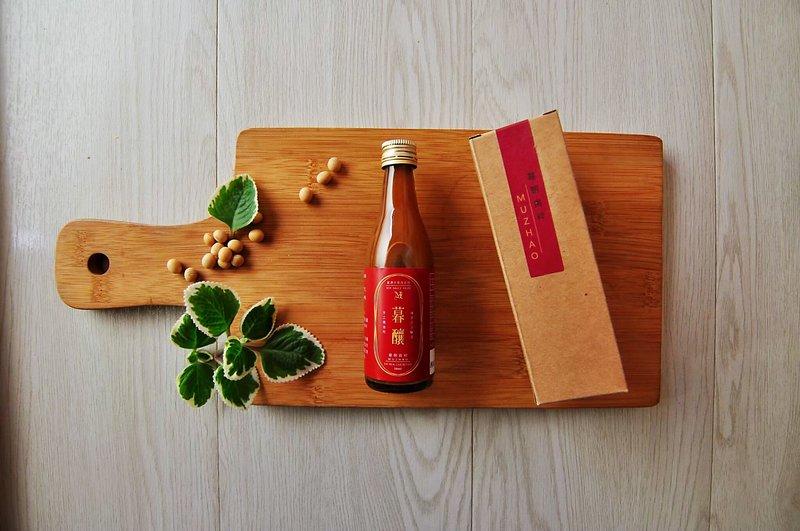 【婚禮小物】手作醬油單入禮盒 50入組作品