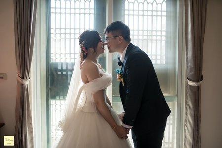 【台南婚禮紀錄】柏諭+郁晨wedding#台南婚攝