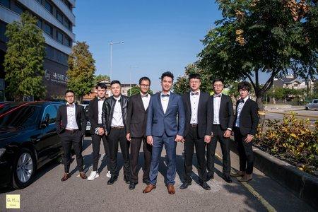 【雲林婚禮紀錄】育宏+宜珊wedding#斗六三好國際酒店