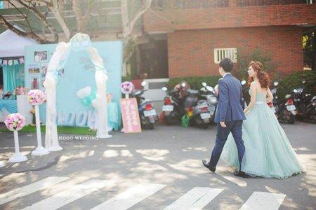 文偉&韻芝▲優雅蒂芬妮Wedding