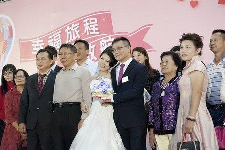 台北市府聯合婚禮Alvin&Jenny