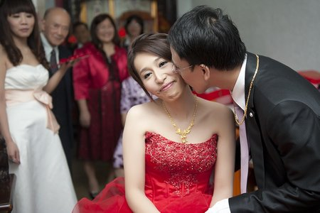 Paddy&Nellie結婚儀式