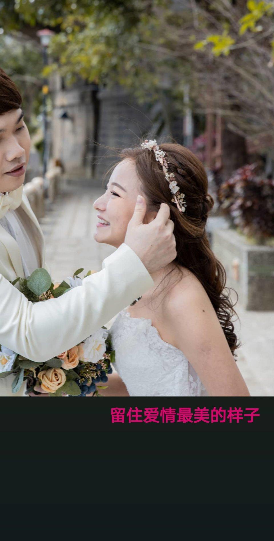 伊頓自助婚紗攝影工作室(新北板橋店),从马来西亚到台湾拍摄婚纱照
