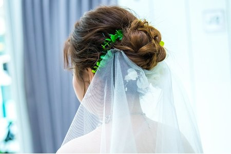 自然、簡約、甜美-日系新娘
