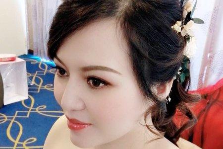 俏麗甜美的新娘-109.12.19台中