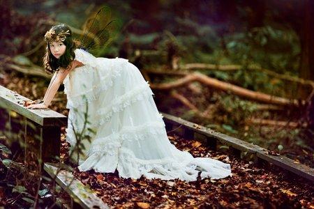 森林系小公主|兒童寫真