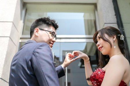 高雄婚攝 瑞陽與雅瑄 蓮潭會館 文定家宴