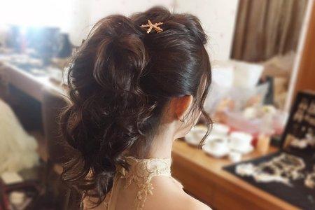 Promaker團隊婚禮現場-新秘仙美