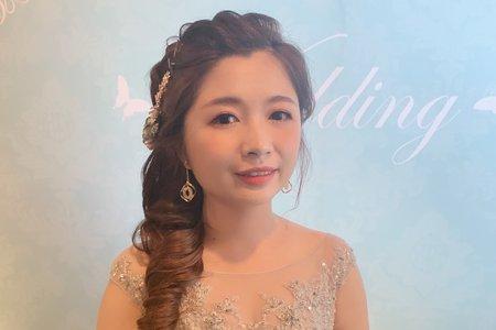 Promaker團隊婚禮現場-新秘雅雅