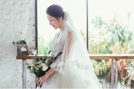 Promaker婚紗作品-新秘瑞珊