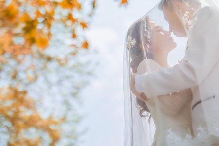Promaker團隊婚紗創作-新秘佳玲