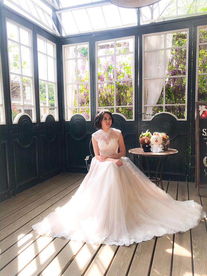 自助婚紗造型作品