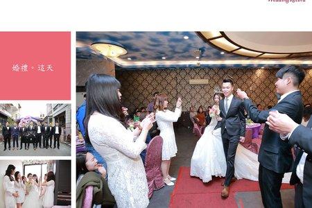 雲林迎娶婚禮紀錄-西螺天送宴會廳