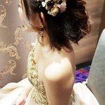 漾時尚婚禮整體造型總監蘇紹菲,大推! 妝髮功力一流的新秘蓉蓉