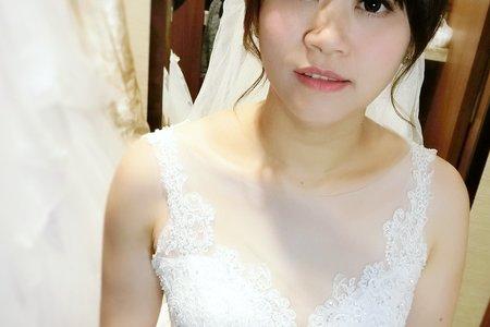 雲林新秘-白衣天使-小茜