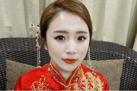 古式婚禮-龍鳳掛-秀禾服