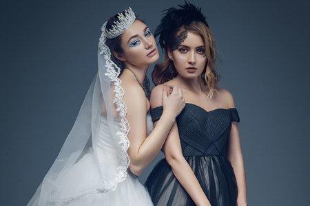 ꕥ外模雜誌新娘