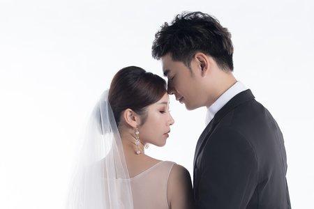 [婚紗造型]經典婚紗造型