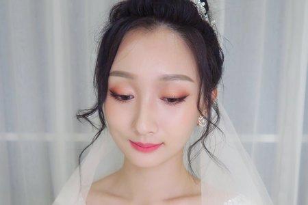 精緻新娘妝