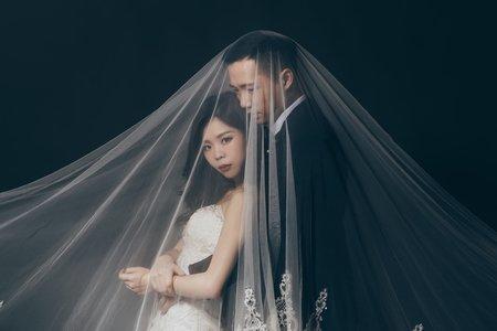 [婚紗造型]美式輕婚紗