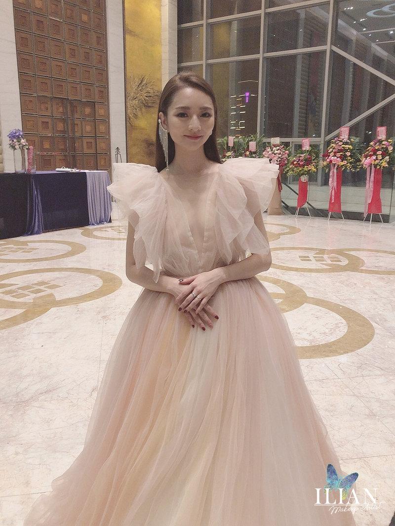 新娘造型,妝髮,妝容,新秘
